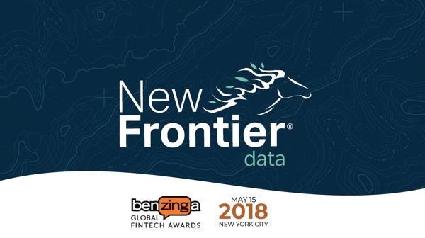 NFD Fintech Awards Presentation May 2018 NYC GDC GA