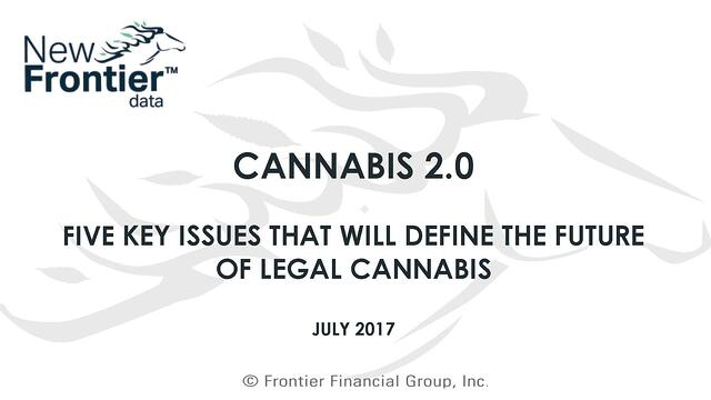 future of cannabis in Canada 2017